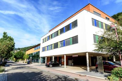 Zahnarzt Schiltach - Dr. Dietmar Jäckle - Praxis - das Gebäude