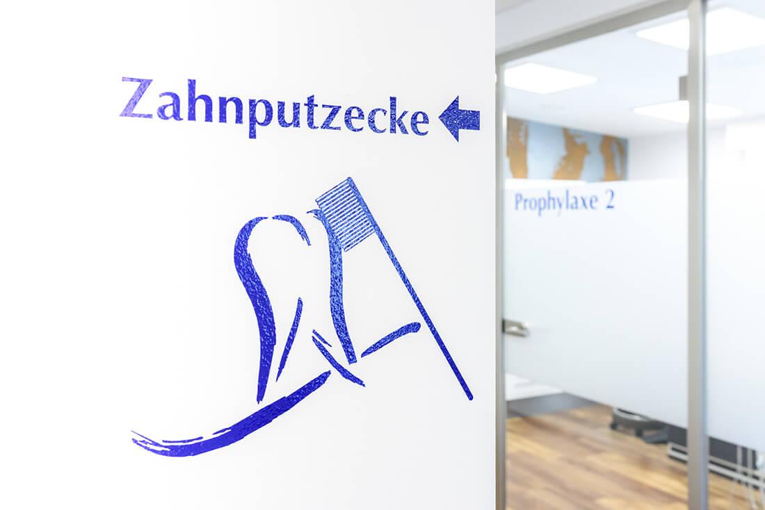 Zahnarzt Schiltach - Dr. Dietmar Jäckle - Praxis Zahnputzecke