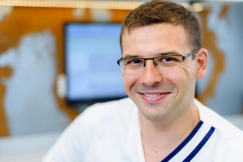 Zahnarzt Schiltach - Dr. Dietmar Jäckle - Team - Radi Penev